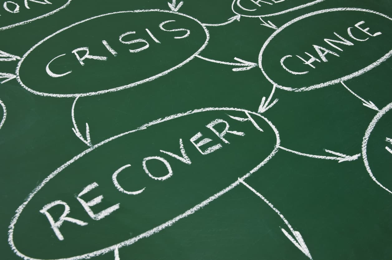 how to respond to someone in crisis